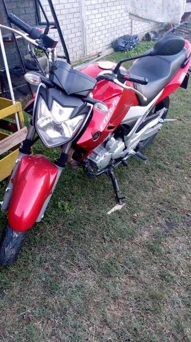 <strong>yamaha</strong> Fazer Ys 250