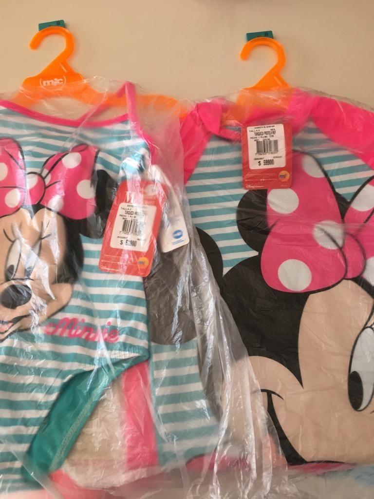 8d86ddb0d Vestido de Baño Minnie Mouse By Mic - Barranquilla