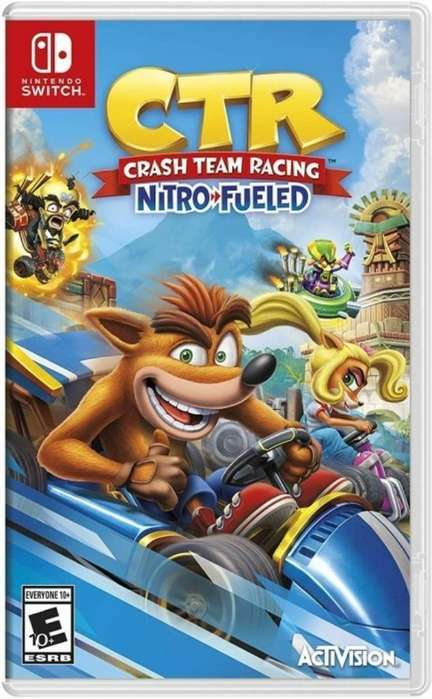 Crash Ctr Nintendo Switch