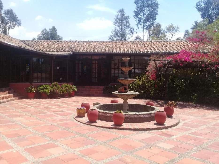 Venta Hacienda Quinta Sector El Quinche, Guayllabamba