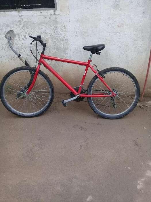 Vendo Bicicleta Rodado 26 Muy Bien Cuida