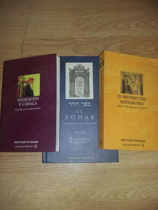 Tres Excelentes Libros de Cábala