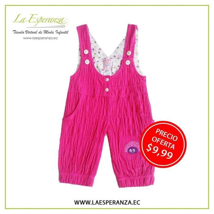 <strong>ropa</strong> para niña, Overol niña