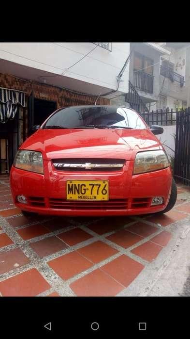 Chevrolet Aveo 2006 - 1400 km