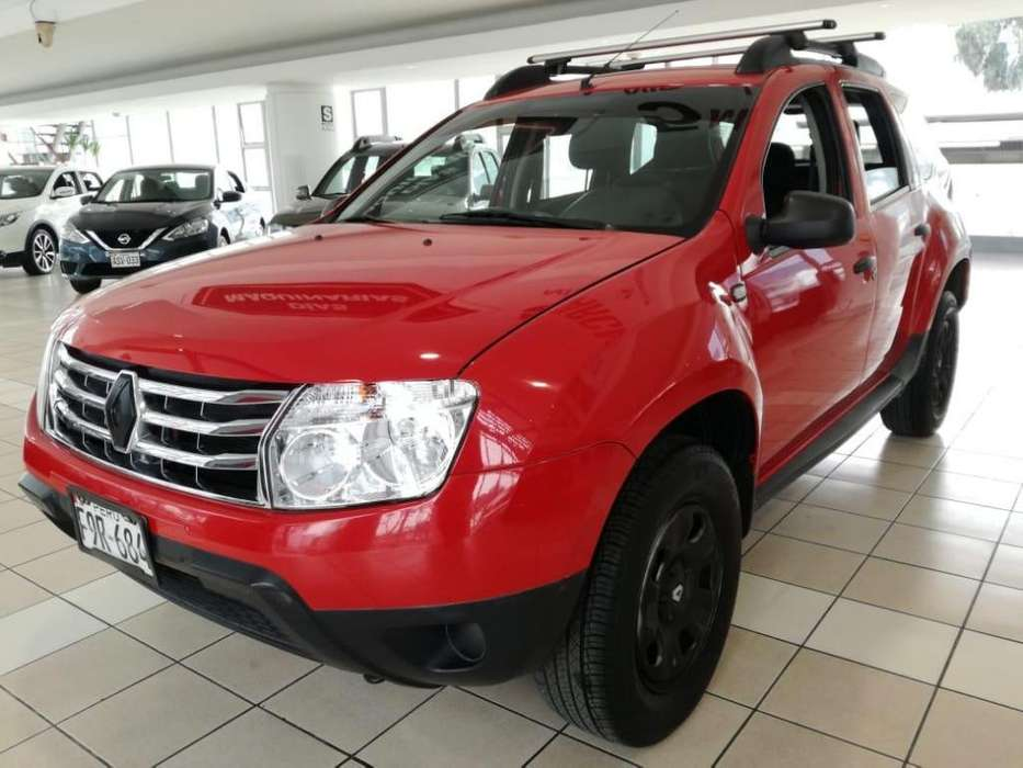 Renault Duster 2014 - 35762 km