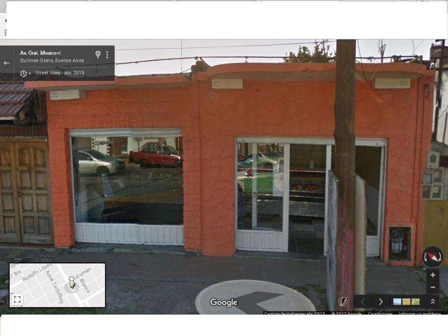 Local en alquiler en Quilmes Oeste