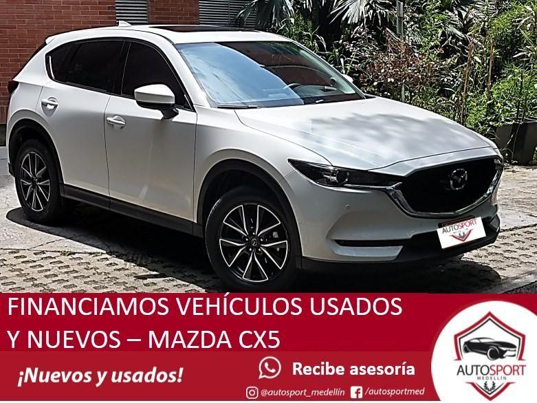 Mazda CX5  - Financia fácil y rápido