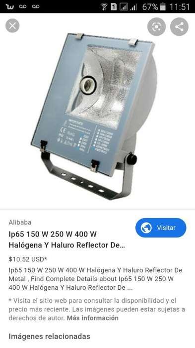 Reflector de 250 Watt