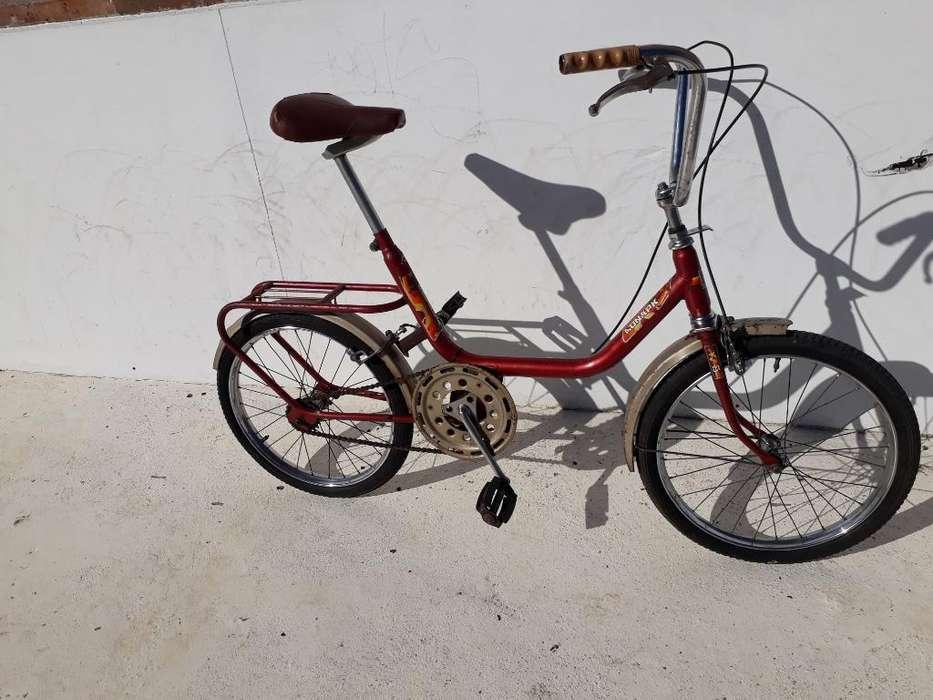 Bici Monark de Coleccion Rod 20