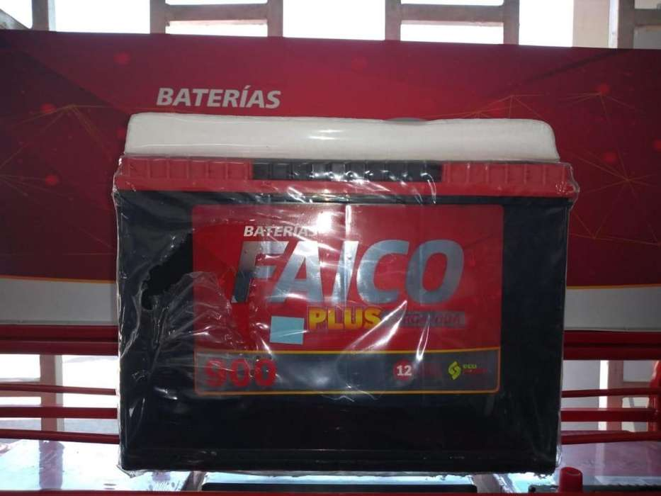Batería para carro Falco 770 amperios