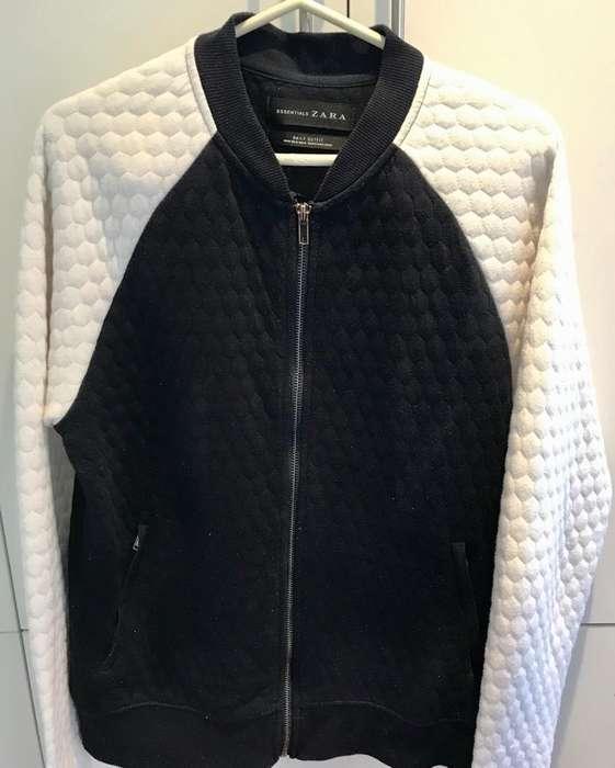 Vendo Polera Zara Essentials Talla M