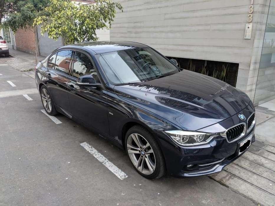 BMW 320i 2017 - 15000 km