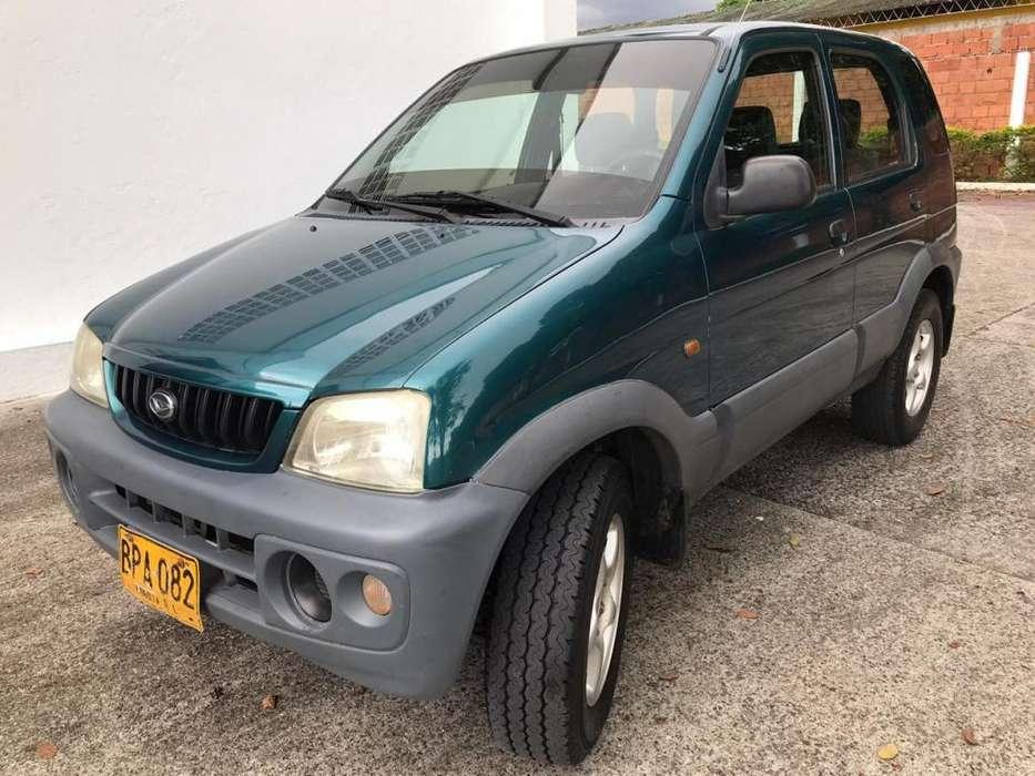 Daihatsu Terios 2003 - 166426 km