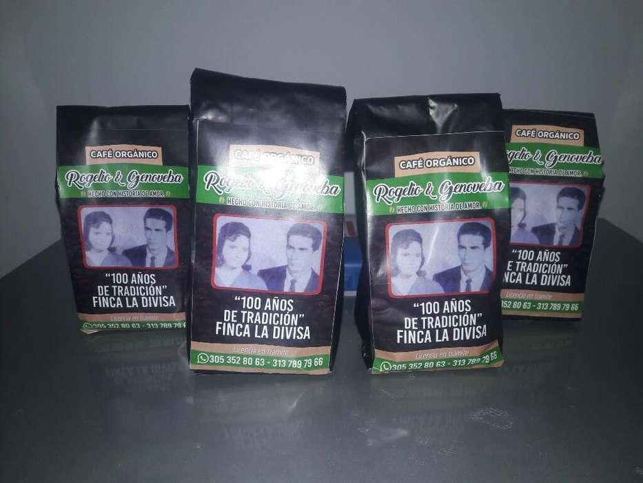 Vendo Cafe Organico 100%natura3203630298