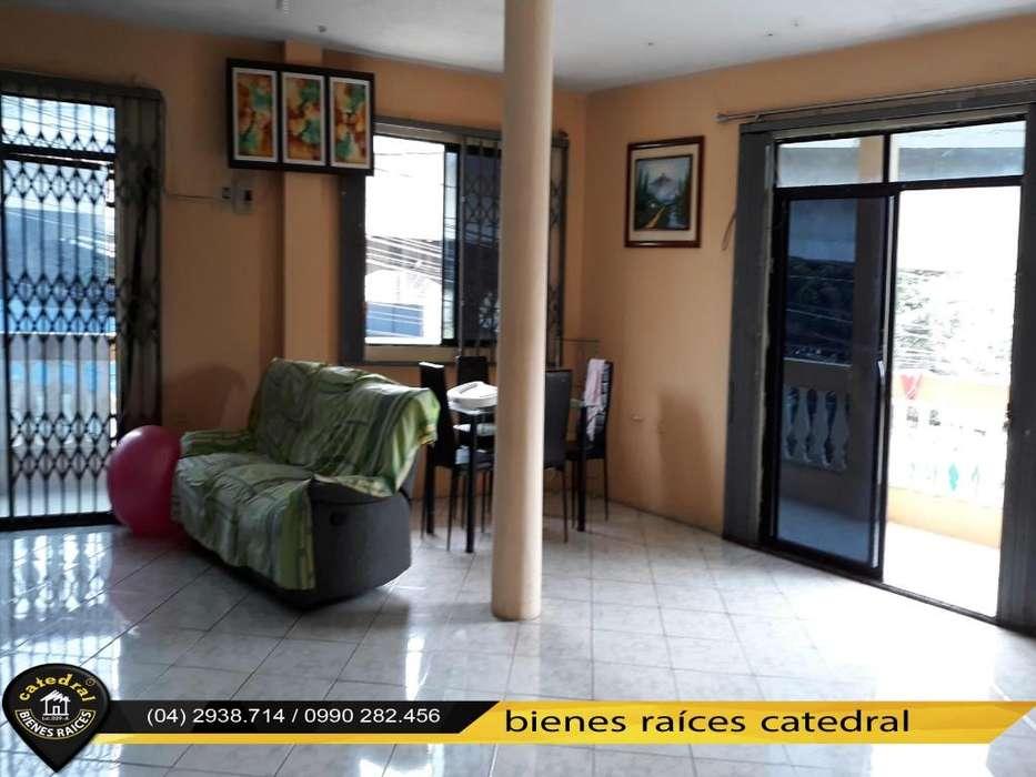 Casa de venta en La Prosperina – código:15982