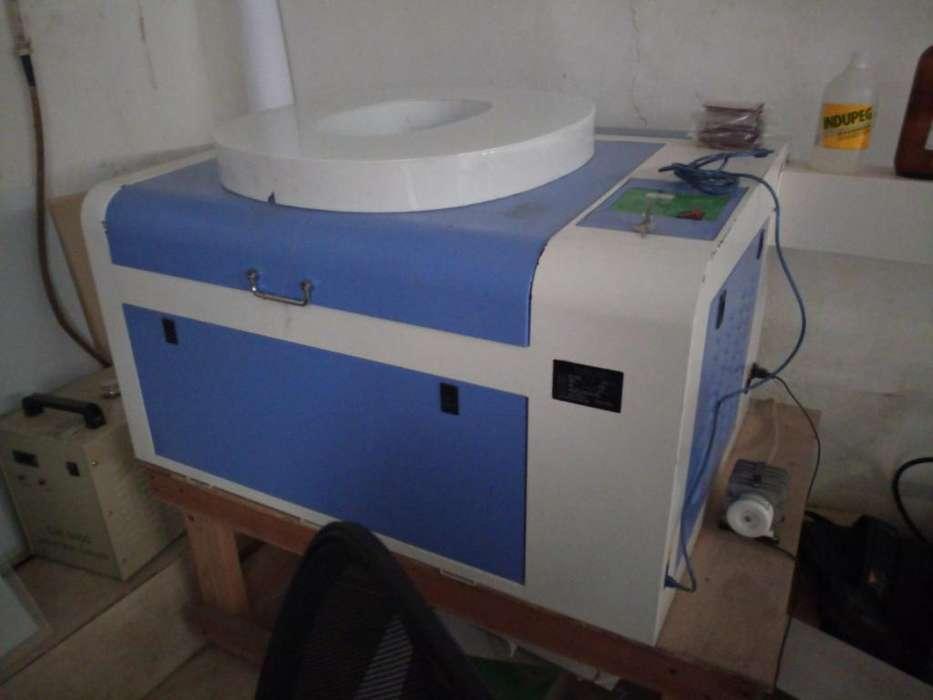 Maquina Corte Grabado Laser 60 X 40