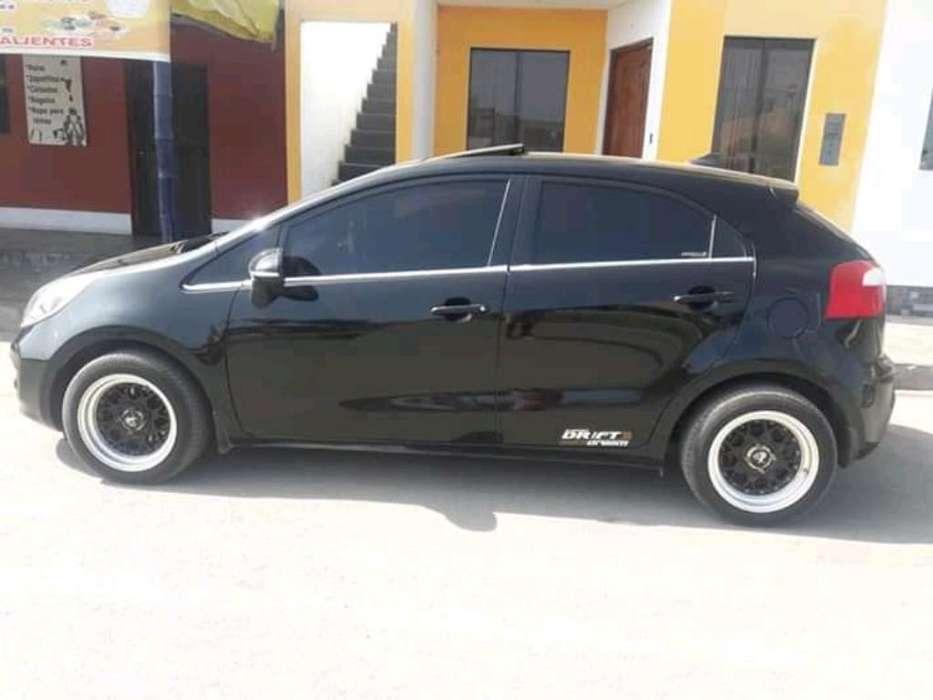 Kia Rio Hatchback 2012 - 0 km