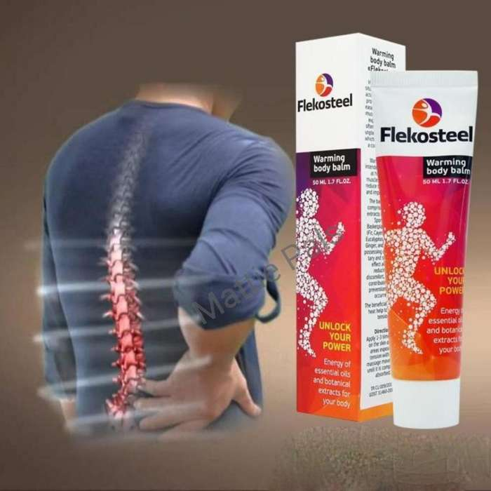 Crema para la artritis / Flekosteel