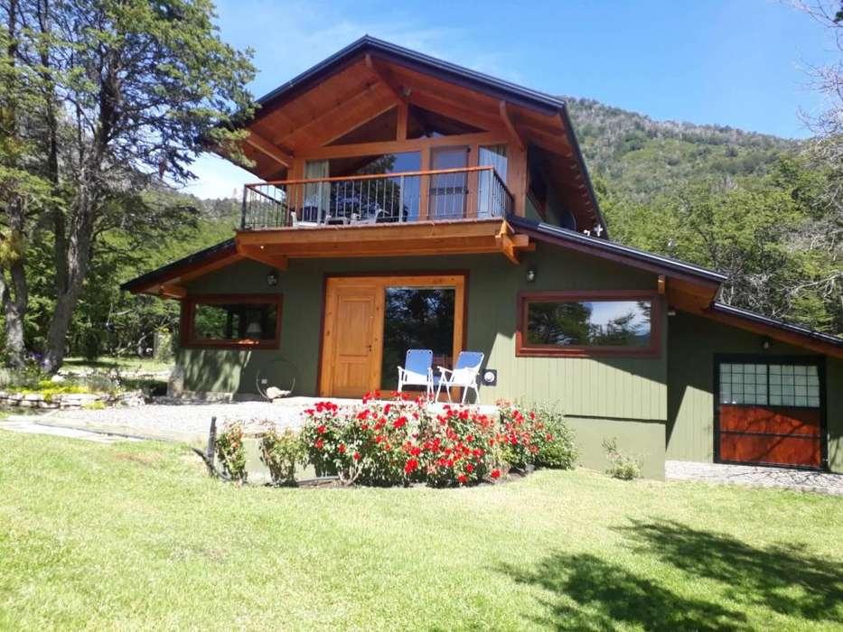 zk77 - Casa para 2 a 7 personas en Villa Meliquina