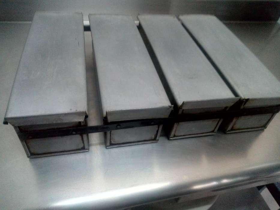 Remato Bateria para Pan de Molde