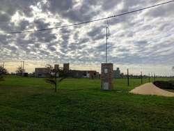 VENDO TERRENO EN LAS CASUARINAS IBARLUCEA - PEGADO A COUNTRY LOGARITMO