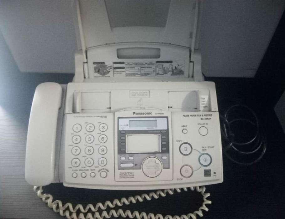 Telfono <strong>fax</strong> Panasonic
