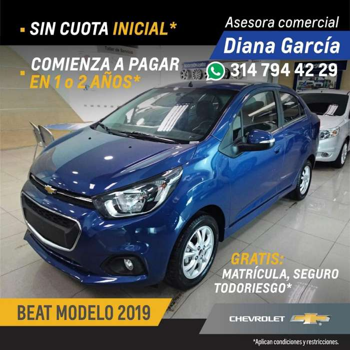 Chevrolet Beat 2019 - 0 km