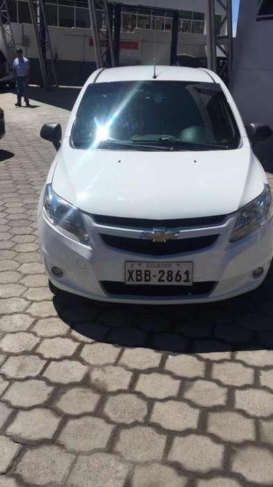 Chevrolet Sail 2015 - 86124 km