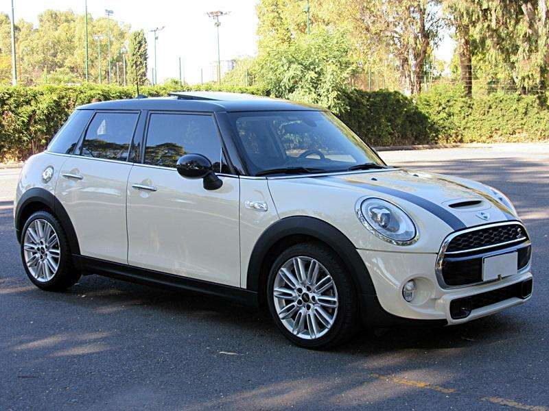 <strong>mini</strong> Cooper S 2016 - 20000 km