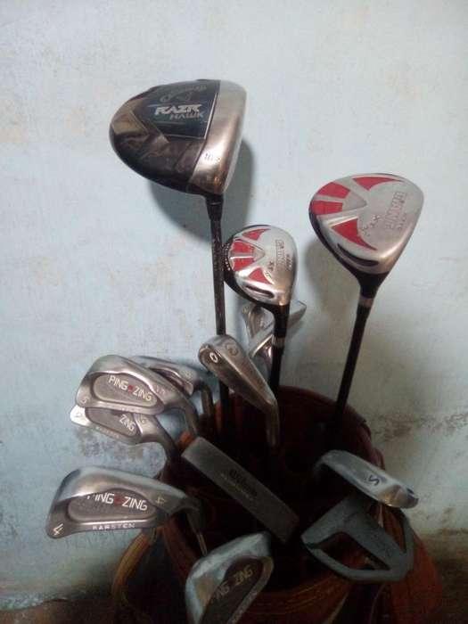 Bolsa de Golf Completa con Drive Callawa