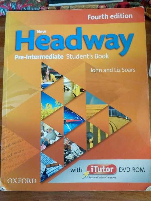 New Headway Pre Intermediate 4th Edition