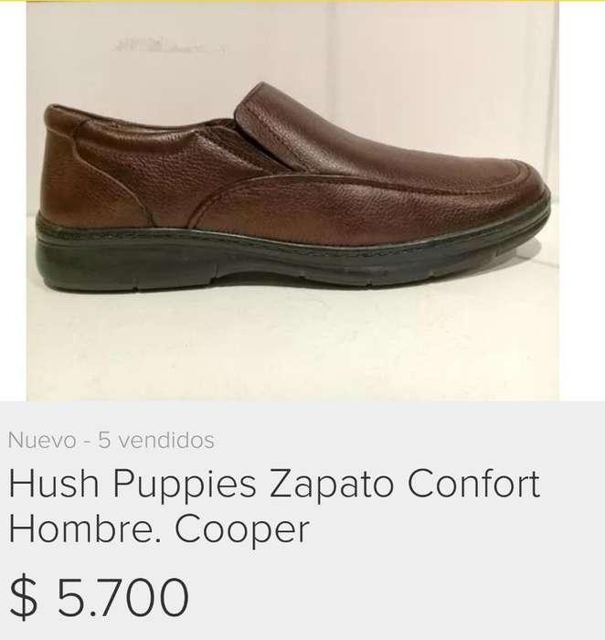 Zapatos Hombre Hush Puppies Nro 40