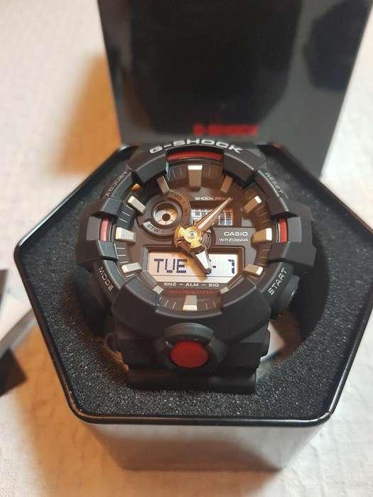 Casio G-shock Ga-700 1a