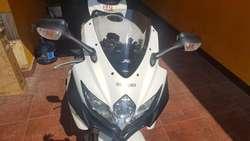 Suzuki Gsxr 600r