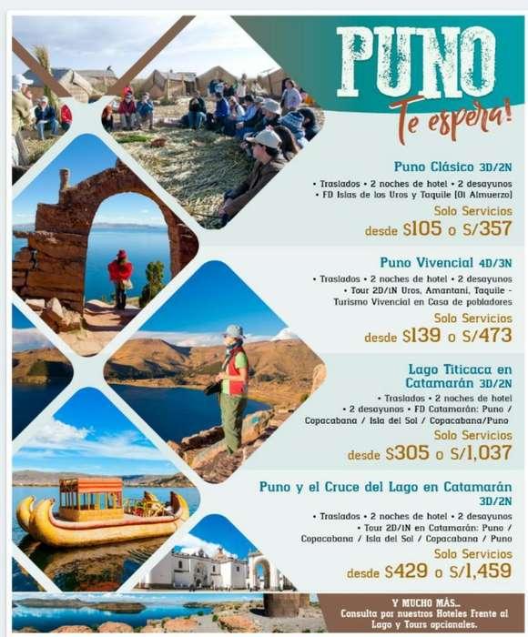 Paquetes para Cusco & Puno