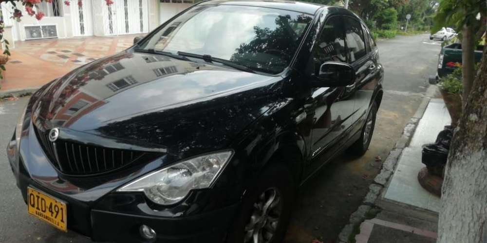 Ssangyong Actyon 2009 - 600000 km