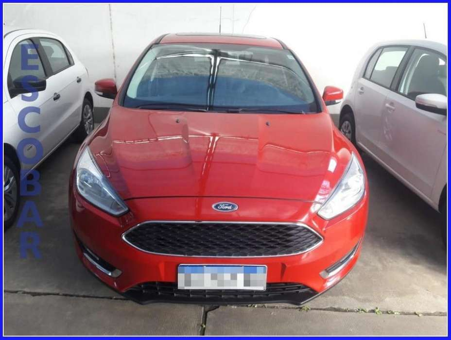 Ford Focus 2017 - 62273 km