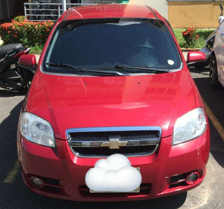 Chevrolet Aveo Emotion 2012 - 37000 km