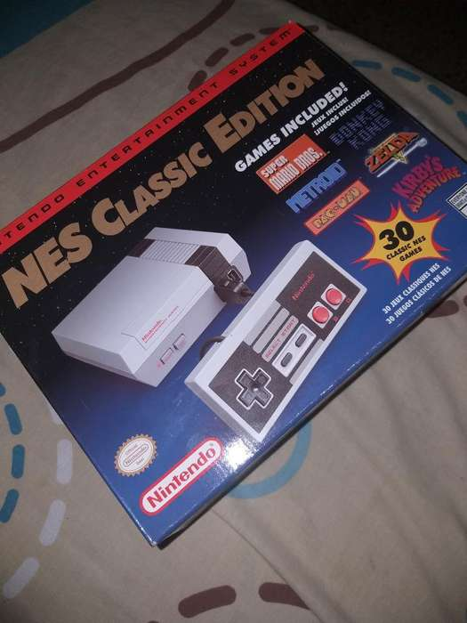 <strong>nes</strong> Classic Edition