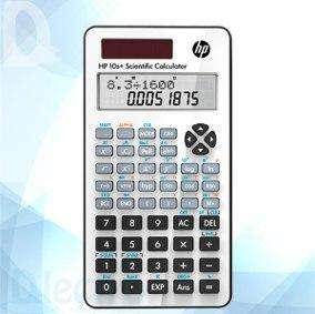 <strong>calculadora</strong> Científica HP 10S