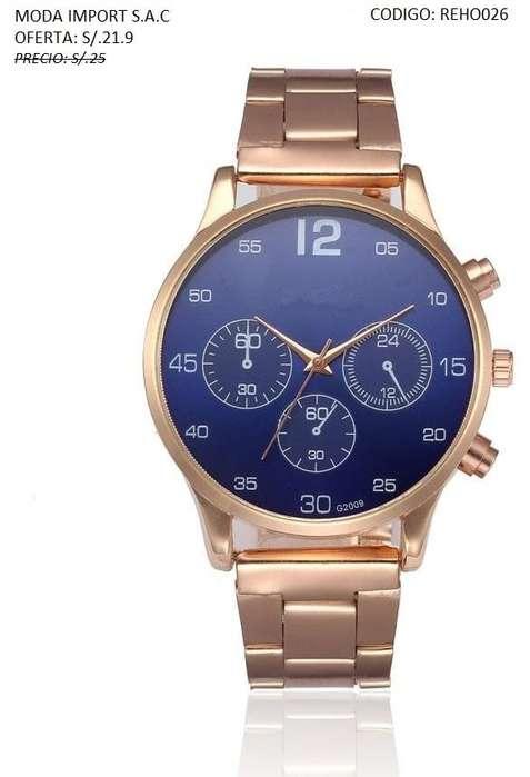 f9b9b1c9dbe6 Pulseras de reloj Perú - Relojes - Joyas - Accesorios Perú - Moda y ...