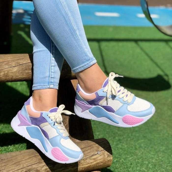 Zapatos Dama Deportivo