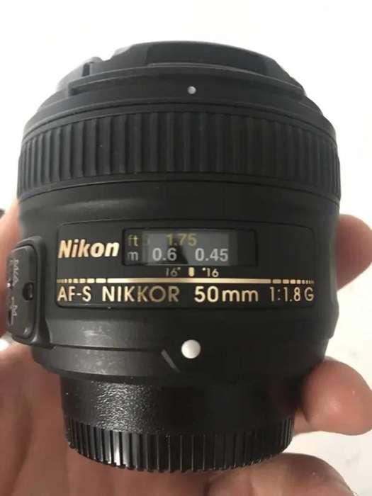 Nikkor 50mm 1.8