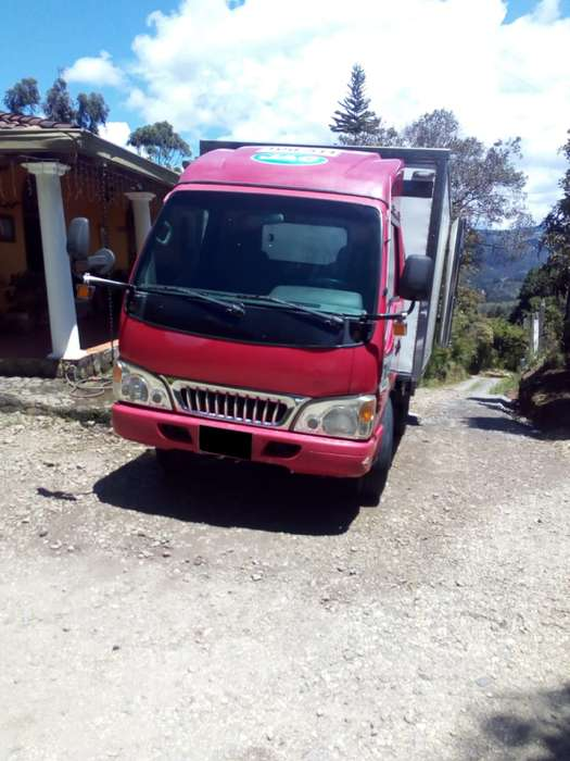 Camión JAC 1035 2.5 TON Sencillo
