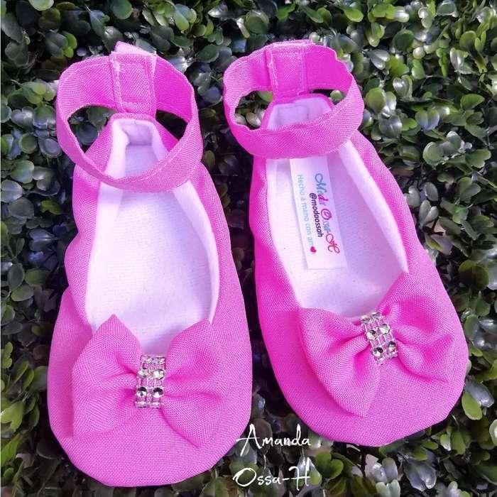 Baletas Zapatos Bebe Niña Tenis