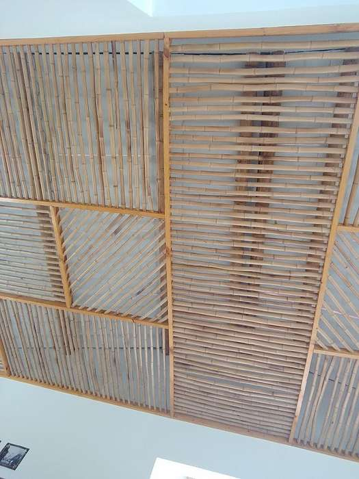 Bambu Modulos Madera Bambu Pérgolas