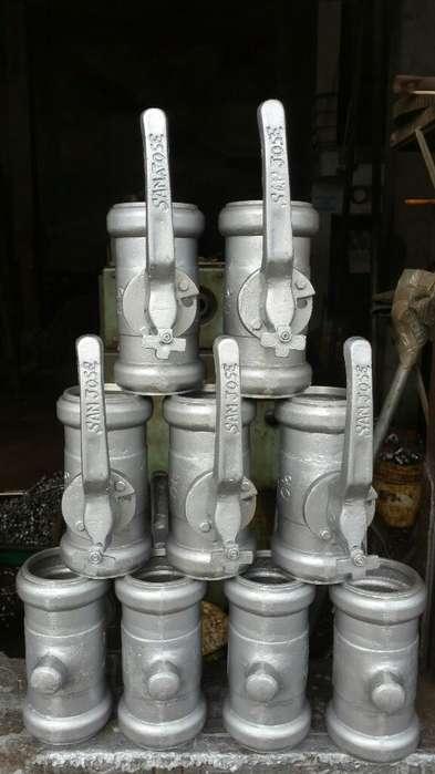 Llaves de Aluminio