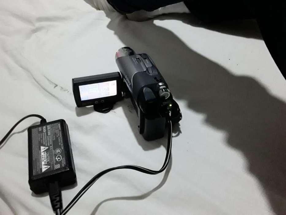 Camara Sony Handycam Filmadora