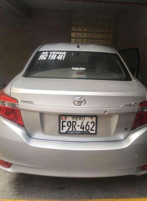 Toyota Yaris 2015 - 75000 km
