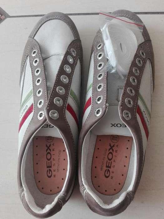 Zapatillas Geox Nuevas Originales Respir